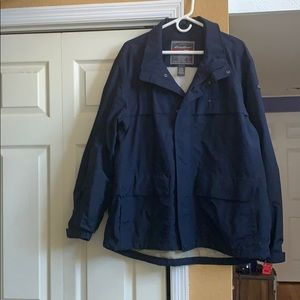 Eddie Bauer xl weather edge jacket